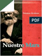 Kohan Nestor - Nuestro Marx.pdf
