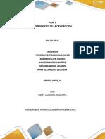 Grupo 42 Fase2-Componentes Cavidad Oral