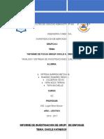 Ejemplo Informe Focus Group