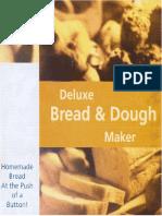 Manual de Uso - Fabricante de Pan y Masa - De Lujo - OSTER 4811