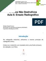 Aula 6 - Ensaio Radiográfico.pptx