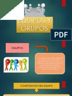 Equipos y Grupos