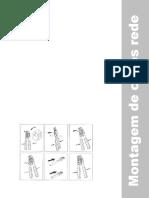 Montar Cabos de Rede Utp Cat5