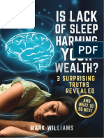 Is Lacking Sleep Harming Your Health