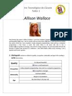 Allison Wallace