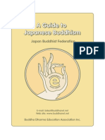 a guide to japanese buddhism