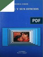 El Cine y Sus Oficios - Chion
