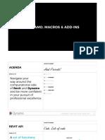 Ukdug 170524 - 3 Macros Dynamo Add-Ins - Archilizer 1