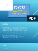 Toyota Ltd PPT