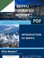 Beppu Integrated Resort_team u