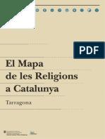 El mapa de les religions a Catalunya (Tarragona)