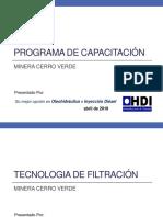 TECNOLOGÍA DE FILTRACIÓN
