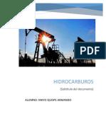 Glosario de Hidrocarburo