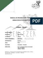 Manual de Organizacion y Funciones - Eben-Ezer 2020