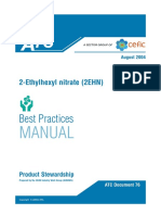 Best Practices Manual for 2-Ethylhexyl Nitrate 2EHNN (1)