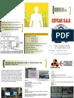 Centro de Formación y Capacitación Cefcae - Curso Técnicas de Grabación y Procesos en Audio Digital