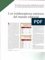 3 Los Colaboradores Externos Del Mundo Editorial