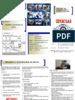 Centro de Formación y Capacitación CEFCAE - Curso Mecánica y Electricidad de Motos