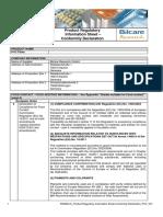 FRM254-E_Product Regulatory Information Sheet-Conformity Declaration_PVC_V21
