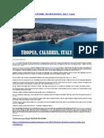 Jurnal de Bord - Italia - Ziua 3