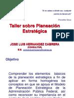 taller-sobre-planeacion-estrategica-090717200354-phpapp02.ppt