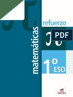 Refuerzo de Matematicas 1o ESO - Marta Garcia