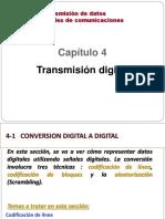 CAP4 Transmision Digital