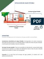 02 Instalaciones Domiciliarias I