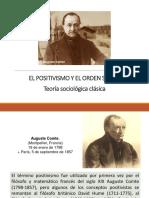 Teoria Del Orden_Corriente Positivista_Comte