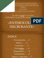 Enterocolitis Necrosante» Con Place