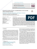 Towards 5G Wireless Systemsb a Modified Rake Receiver for UWB Indoor Multipath Channels