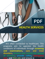 Health Services