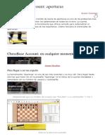 Aperturas ChessBase