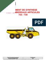 Document de Synthèse Du Stage 725 730