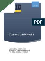 Contexto Ambiental 1. Analisis (2)
