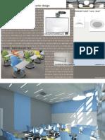02 Classroom Interior Design