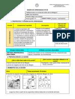 SESIÓN DE APRENDIZAJE RELIG  S. M  N° 03 R