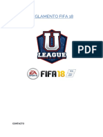 Reglamento Fifa 18 Clausura