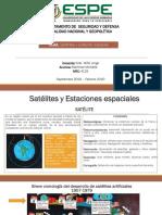 Martínez Michelle - Satélites y Estaciones Espaciales