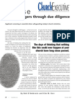 Background Screening - Expose Hidden Dangers Through Due Diligence