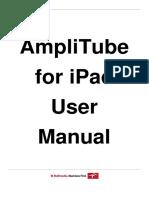 AmpliTube 4.0.0 iPad User Manual