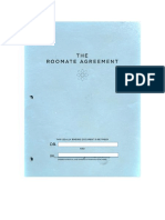 planning 10 - the roommate agreement final copy