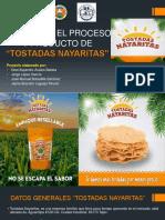 Proyecto tostadas nayaritas