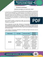 Evidencia Taller Herramientas Tecnologicas en La Formacion Virtual
