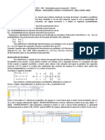 Algebra Matricial - Aplicacoes Em Economia