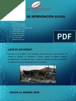 intevencion social