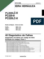 Manual de Serviço Pc200-8b 4