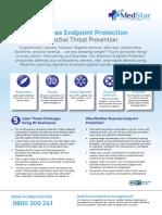 MedStar Endpoint Protection - Fact Sheet