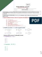 Macrotipo matemática