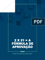 2x21 a Formula Da Aprovacao